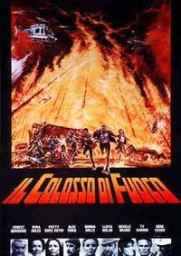 Locandina Il colosso di fuoco