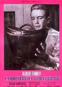 La doppia vita di Dan Craig di Karel Reisz - DVD