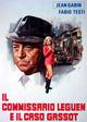 Cover Dvd DVD Il commissario Le Guen e il caso Gassot