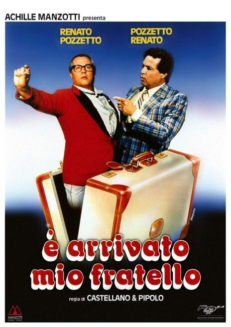 È arrivato mio fratello (DVD) di Pipolo,Franco Castellano - DVD