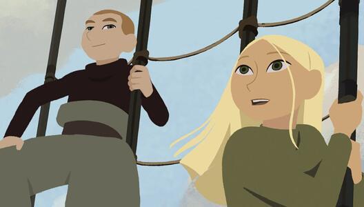 Sasha e il Polo Nord (DVD) di Rémi Chayé - DVD - 6