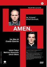 Film Amen (DVD) Costantin Costa-Gavras