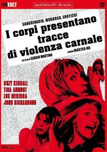 I corpi presentano tracce di violenza carnale (DVD + Blu-ray) di Sergio Martino - DVD + Blu-ray