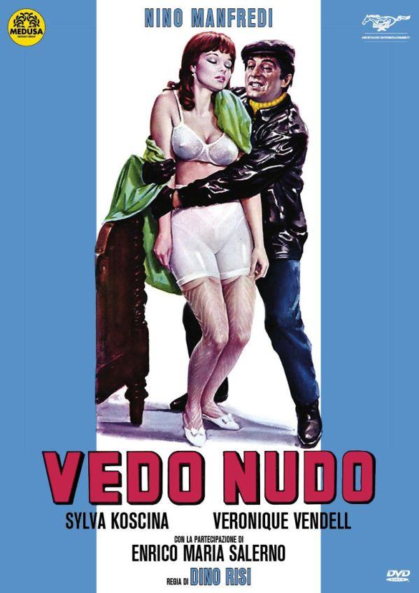 Cover Dvd DVD Vedo nudo