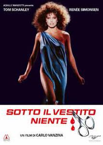 Sotto il vestito niente (DVD) di Carlo Vanzina - DVD