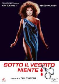 Cover Dvd Sotto il vestito niente (DVD)
