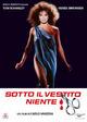 Cover Dvd Sotto il vestito niente