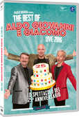 Film The Best of Aldo, Giovanni e Giacomo. Live 2016 (DVD) Arturo Brachetti