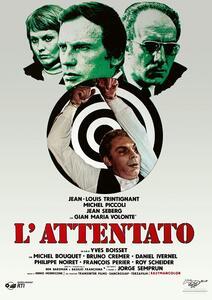 L' attentato (DVD) di Yves Boisset - DVD