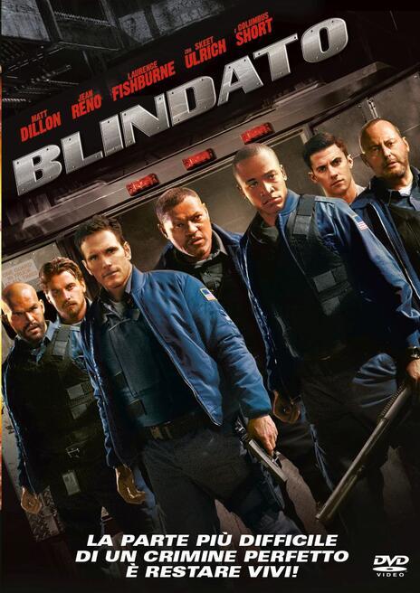 Blindato (DVD) di Nimród Antal - DVD