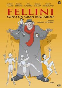 Fellini. Sono un gran bugiardo (DVD) di Damian Pettigrew - DVD
