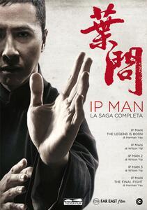 Cofanetto Ip Man (5 DVD) di Herman Yau Lai-to,Wilson Yip