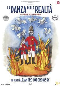 La danza della realtà (DVD) di Alejandro Jodorowsky - DVD