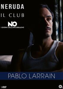 Pablo Larraín Collection (3 DVD) di Pablo Larraín