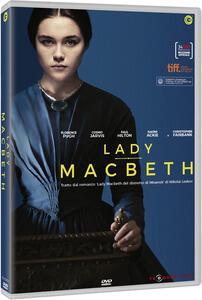 Lady Macbeth (DVD) di William Oldroyd - DVD