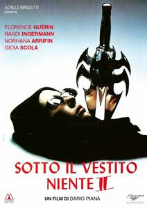 Sotto il vestito niente 2  (DVD) di Dario Piana - DVD