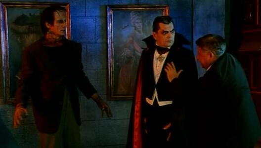 Fracchia contro Dracula (DVD) di Neri Parenti - DVD - 3
