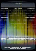The Commodore Wars. Growing the 8-Bit Generation(DVD)