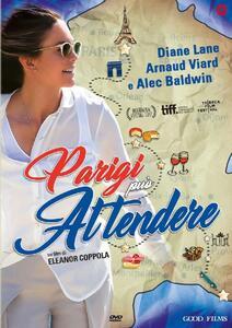 Parigi può attendere (DVD) di Eleanor Coppola - DVD
