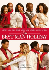 Cover Dvd The Best Man Holiday (DVD)