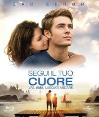 Cover Dvd Segui il tuo cuore (Blu-ray)