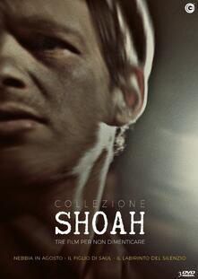 Shoah Collection (3 DVD) di László Nemes,Giulio Ricciarelli,Kai Wessel