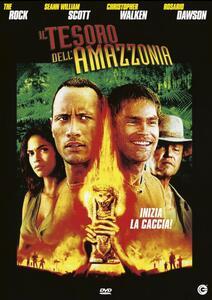 Il tesoro dell`Amazzonia (DVD) di Peter Berg - DVD