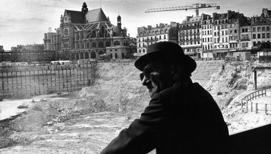 Robert Doisneau. La lente delle meraviglie (DVD) di Clémentine Deroudille - DVD - 3