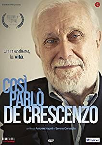 Così parlò De Crescenzo di Antonio Napoli,Serena Corvaglia - DVD