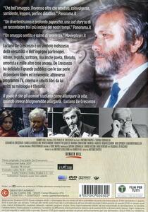 Così parlò De Crescenzo di Antonio Napoli,Serena Corvaglia - DVD - 2