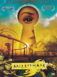 Mirrormask (DVD) di Dave McKean - DVD