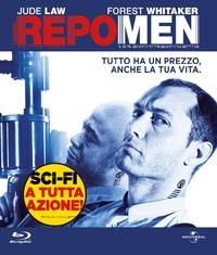 Cover Dvd Repo Men (Blu-ray)