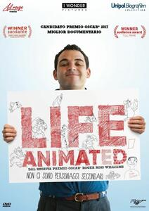 Life Animated (DVD) di Roger Ross Williams - DVD