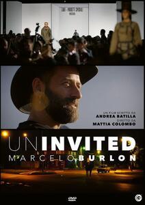 Uninvited. Marcelo Burlon (DVD) di Mattia Colombo - DVD