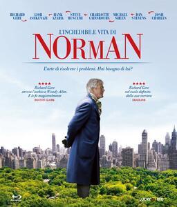 L' incredibile vita di Norman (Blu-ray) di Joseph Cedar - Blu-ray