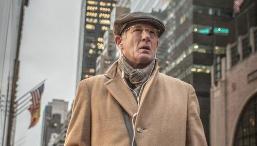 L' incredibile vita di Norman (Blu-ray) di Joseph Cedar - Blu-ray - 4
