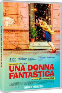 Cover Dvd Una donna fantastica (DVD)