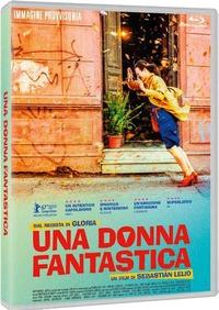 Cover Dvd Una donna fantastica (Blu-ray)