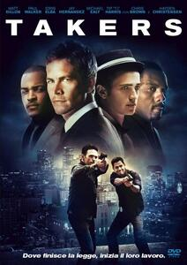 Takers (DVD) di John Luessenhop - DVD