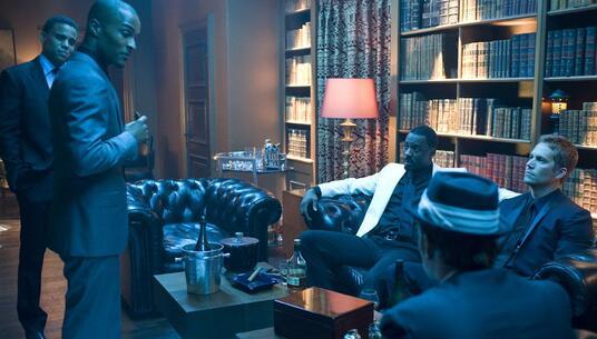 Takers (Blu-ray) di John Luessenhop - Blu-ray - 3