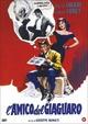 Cover Dvd DVD L'amico del giaguaro