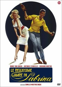 Cover Dvd Le bellissime gambe di Sabrina (DVD)