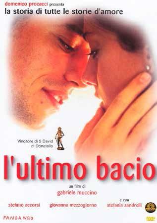Cover Dvd DVD L'ultimo bacio