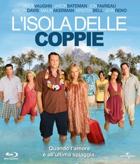 Cover Dvd L' isola della coppie (Blu-ray)