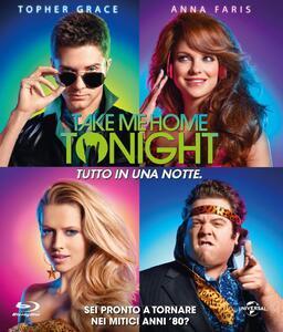 Take me Home Tonight. Tutto in una notte (Blu-ray) di Michael Dowse - Blu-ray