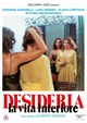 Cover Dvd DVD Desideria - La vita interiore