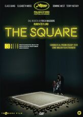 Film The Square (DVD) Ruben Östlund
