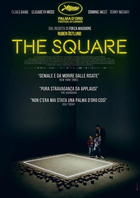 The Square (Blu-ray) di Ruben Östlund - Blu-ray