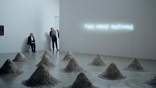 The Square (Blu-ray) di Ruben Östlund - Blu-ray - 5