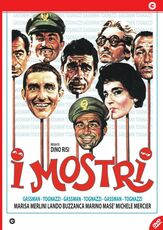 Film I mostri (Blu-ray) Dino Risi